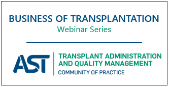 The Business of Transplantation Series (2014)