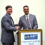 Congressman Kind (D-WI) and Dr. Anil Chandraker