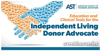 ILDA: Educational and Clinical Tools for the Independent Living Donor Advocate (2015)